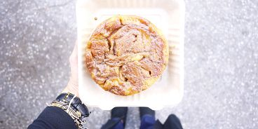 Campagnola Brunch Sticky Bun