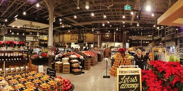 Fresh Street Farms Supermarket