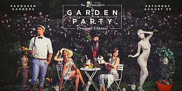 The Garden Party Van Dussen