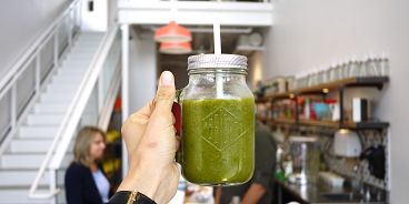 Radicle Juice Green Smoothie
