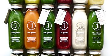 The Juicery Co North Van