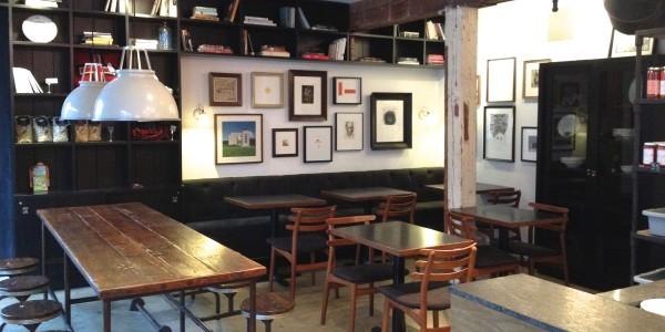 Cafe Bica Granville Island