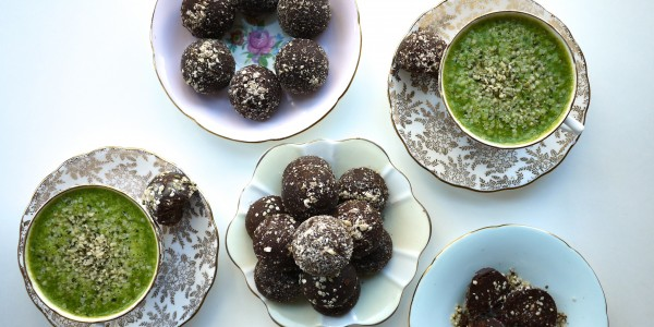 Sugar Free Glowballs For the Love of Food
