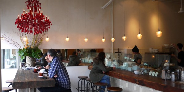 Greenhorn Espresso Bar West End