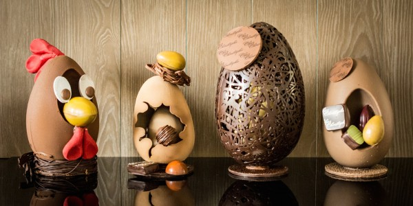Chez Christophe Easter Chocolate