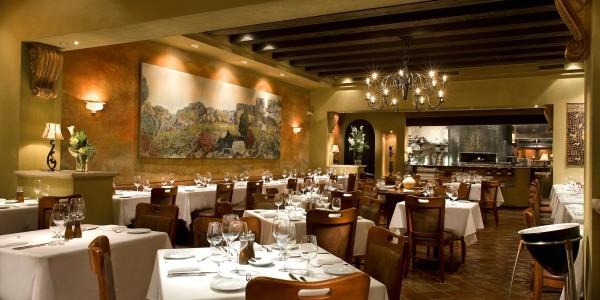 CinCin Restaurant Grill Room