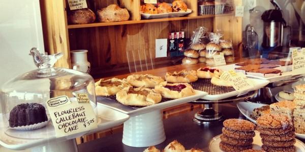 East Village Bakery Interior