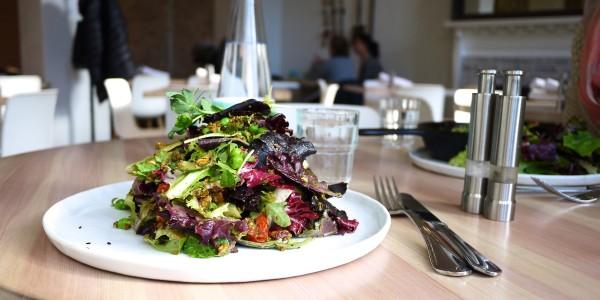 Heirloom Vegetarian Falafel Salad