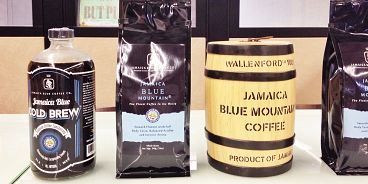 Jamaica Blue Cold Brew Iced Coffee Vancouver