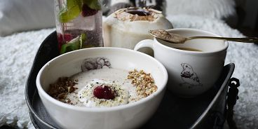 To Die For Healthy Oatmeal Erin Ireland